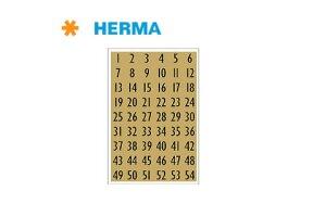 PREPRINTED LABELS HERMA N.4146